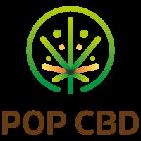 Logo POP CBD