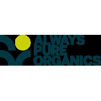 Logo ALWAYS PURE ORGANICS